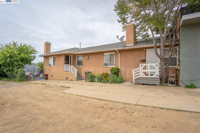 7927 Macarthur Blvd, Oakland, CA 94605 (#BE40866574) :: The Warfel Gardin Group
