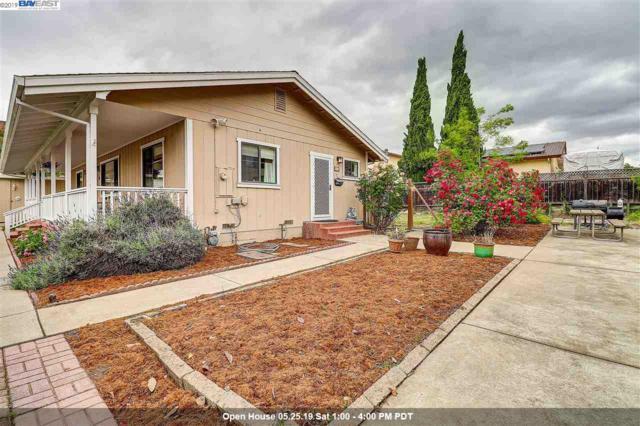 3644 Lorena Ave, Castro Valley, CA 94546 (#BE40866583) :: The Warfel Gardin Group