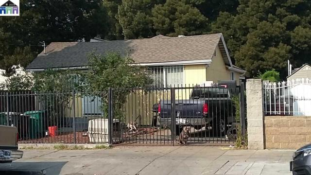 1627 83rd Ave, Oakland, CA 94621 (#MR40866591) :: Keller Williams - The Rose Group