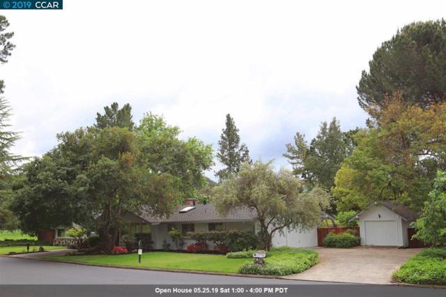 3180 Roundhill Rd, Alamo, CA 94507 (#CC40866899) :: The Warfel Gardin Group
