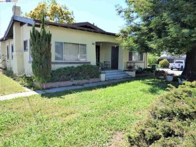 21165 Garden Ave, Hayward, CA 94541 (#BE40866952) :: Strock Real Estate
