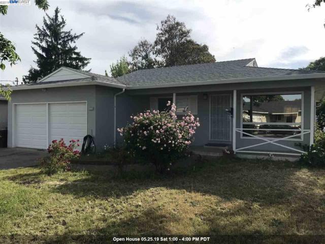 15329 Laverne Drive, San Leandro, CA 94579 (#BE40867047) :: Strock Real Estate