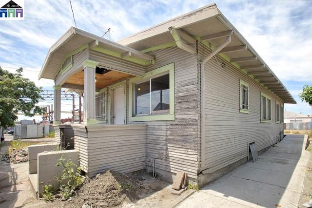 815 Stone, Oakland, CA 94603 (#MR40867059) :: The Warfel Gardin Group