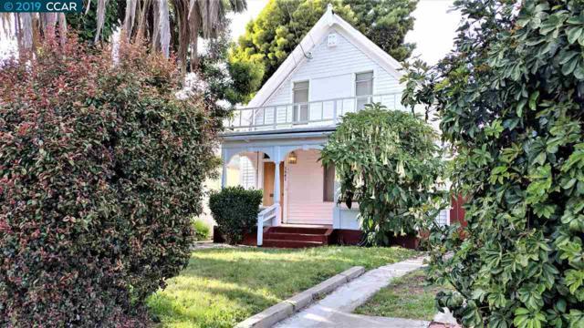 1641 Stuart St., Berkeley, CA 94703 (#CC40868548) :: Strock Real Estate