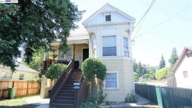 1424 C Street, Hayward, CA 94541 (#BE40868552) :: Keller Williams - The Rose Group