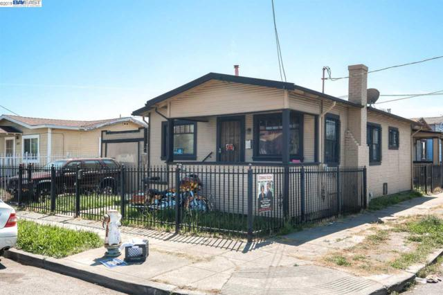 1200 58th, Oakland, CA 94621 (#BE40868938) :: Strock Real Estate