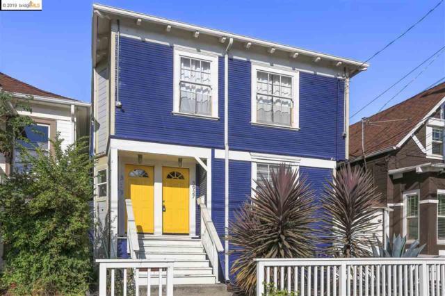3925 Opal, Oakland, CA 94609 (#EB40868961) :: The Warfel Gardin Group