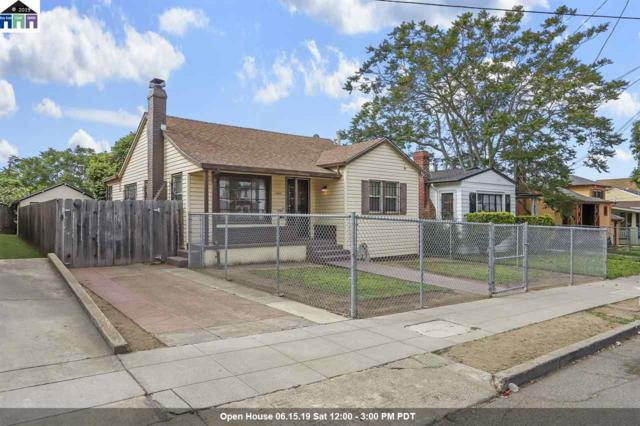 2768 Parker Ave, Oakland, CA 94605 (#MR40869511) :: Keller Williams - The Rose Group