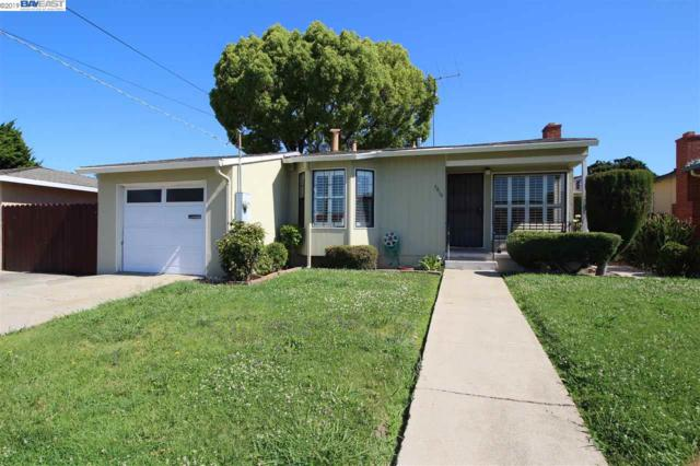 3810 Vincent Ct, Castro Valley, CA 94546 (#BE40869700) :: Keller Williams - The Rose Group