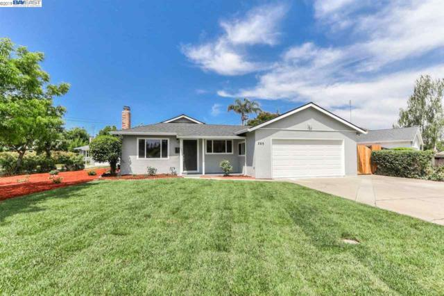265 Friar, Campbell, CA 95008 (#BE40870021) :: Keller Williams - The Rose Group