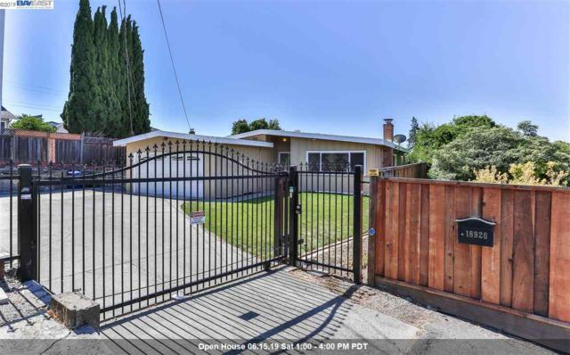 18926 Parsons Ave, Castro Valley, CA 94546 (#BE40870117) :: Keller Williams - The Rose Group