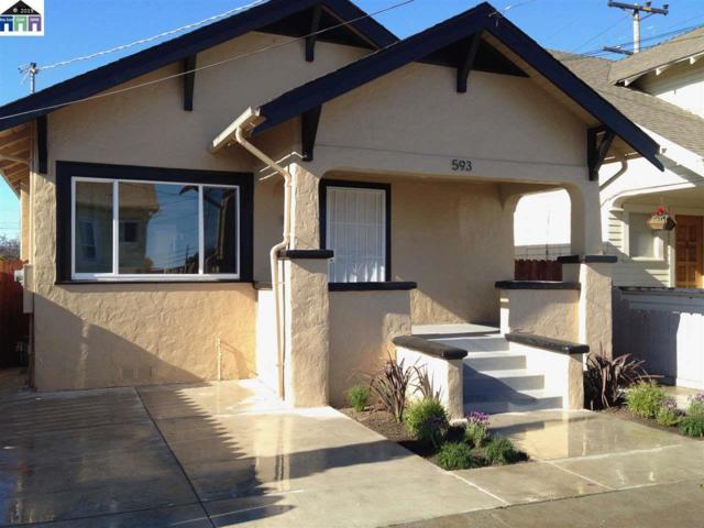 593 9th St, Richmond, CA 94801 (#MR40870185) :: Strock Real Estate