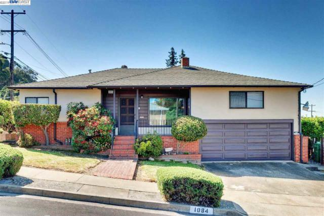 1084 Devon Drive, Hayward, CA 94542 (#BE40870397) :: Keller Williams - The Rose Group