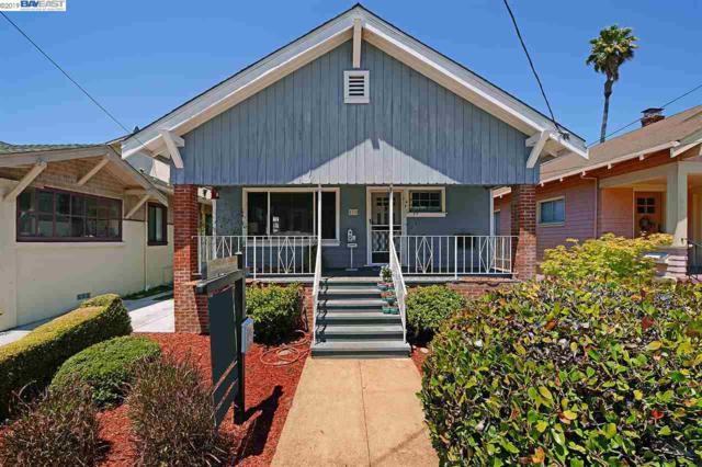 519 Taylor Ave, Alameda, CA 94501 (#BE40870603) :: Brett Jennings Real Estate Experts