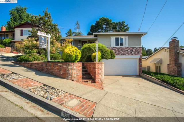 4540 Lawrence Dr, Castro Valley, CA 94546 (#BE40870626) :: Live Play Silicon Valley