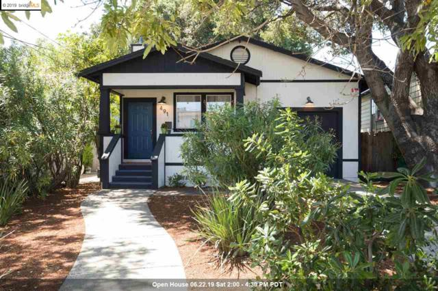 491 42ND ST, Oakland, CA 94609 (#EB40870801) :: Strock Real Estate