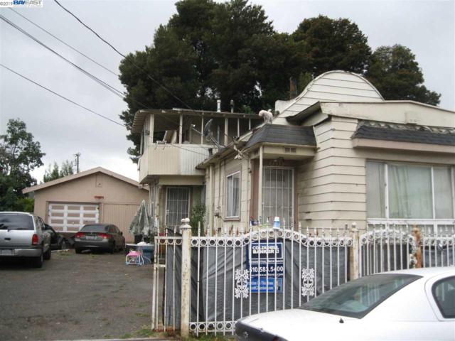 7333 Lockwood St, Oakland, CA 94621 (#BE40870839) :: Strock Real Estate