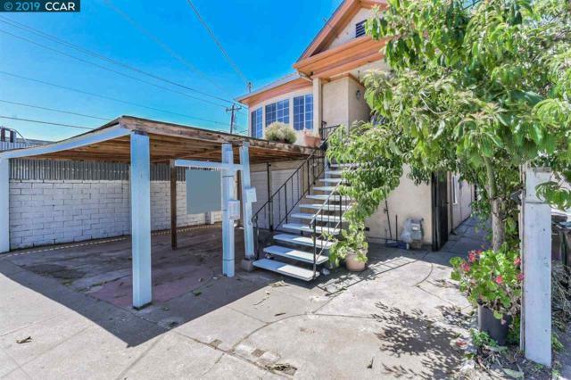 821 34th Avenue, Oakland, CA 94601 (#CC40870948) :: Strock Real Estate