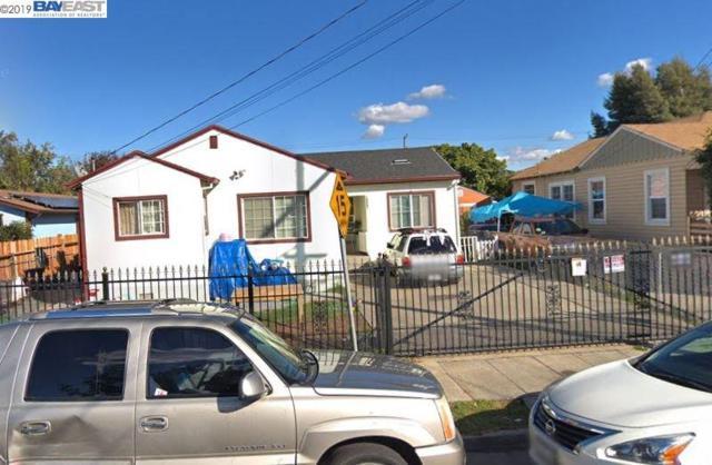 9226 C Street, Oakland, CA 94603 (#BE40871485) :: Strock Real Estate