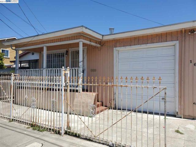 1636 Fred Jackson Way, Richmond, CA 94801 (#BE40871598) :: Strock Real Estate