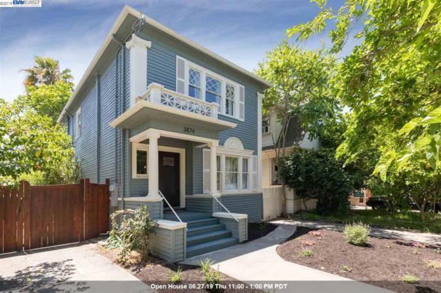 3874 Howe St, Oakland, CA 94611 (#BE40871610) :: Strock Real Estate