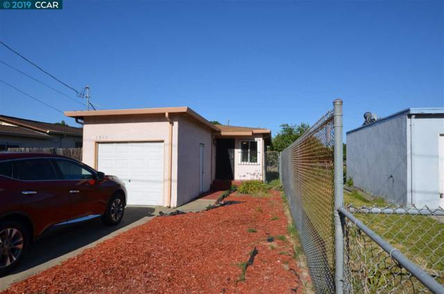 1844 2Nd St, Richmond, CA 94801 (#CC40871634) :: The Kulda Real Estate Group