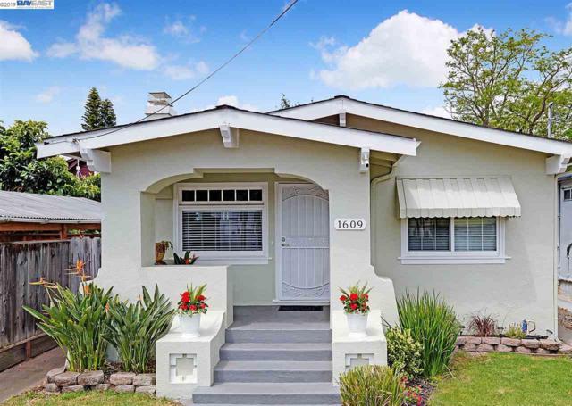 1609 6Th St, Alameda, CA 94501 (#BE40871689) :: Brett Jennings Real Estate Experts