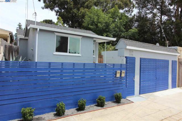 3314 School St, Oakland, CA 94602 (#BE40871713) :: Strock Real Estate