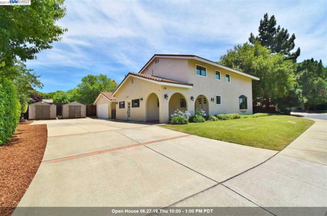 1368 Pegan Commons, Livermore, CA 94550 (#BE40871763) :: Strock Real Estate