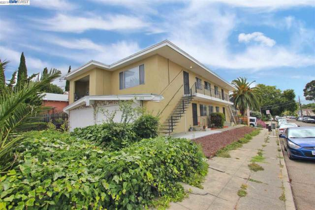 3350 Laurel Ave, Oakland, CA 94602 (#BE40872575) :: Intero Real Estate