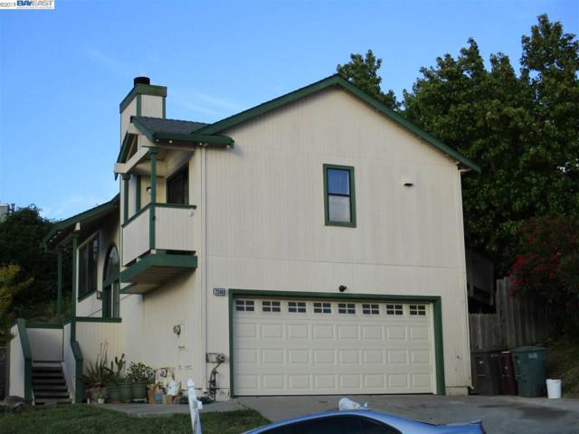 23460 Lakeridge Ave, Hayward, CA 94541 (#BE40872791) :: Strock Real Estate