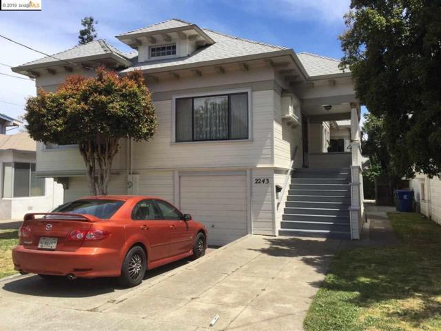 2243 Buena Vista Avenue, Alameda, CA 94501 (#EB40873182) :: The Warfel Gardin Group