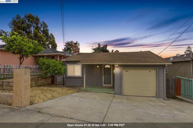 24555 Margaret Dr, Hayward, CA 94542 (#BE40874495) :: Strock Real Estate