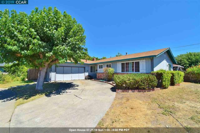 1160 Rae Anne Ct, Concord, CA 94520 (#CC40874560) :: The Goss Real Estate Group, Keller Williams Bay Area Estates