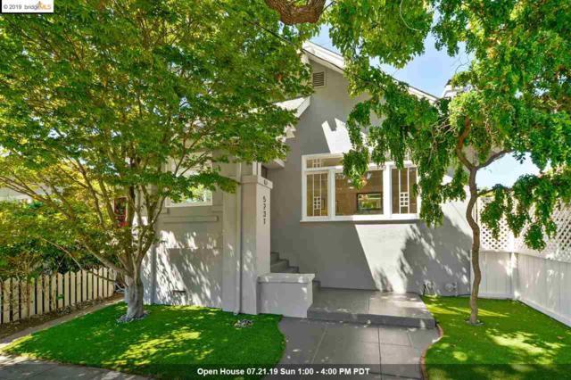 5231 Coronado Ave, Oakland, CA 94618 (#EB40874565) :: Strock Real Estate