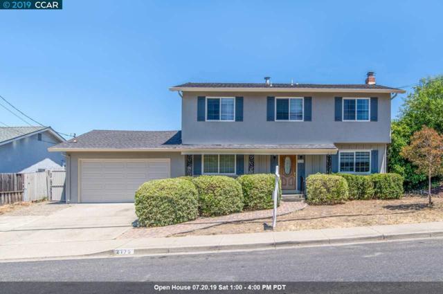 2175 Norse Drive, Pleasant Hill, CA 94523 (#CC40874590) :: Strock Real Estate