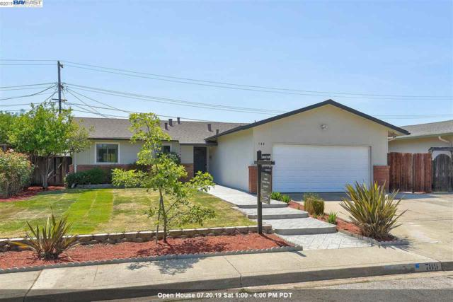789 Berryessa Street, Milpitas, CA 95035 (#BE40874856) :: The Warfel Gardin Group