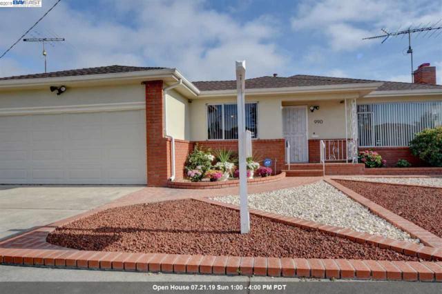 990 Castle St, San Leandro, CA 94578 (#BE40874921) :: The Warfel Gardin Group