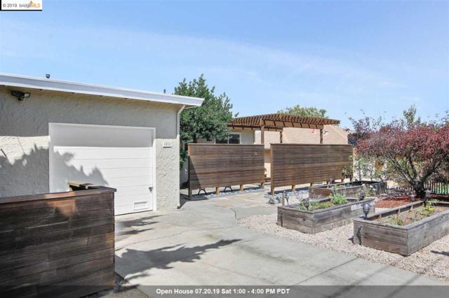 1816 Ralston Ave, Richmond, CA 94805 (#EB40874962) :: Keller Williams - The Rose Group