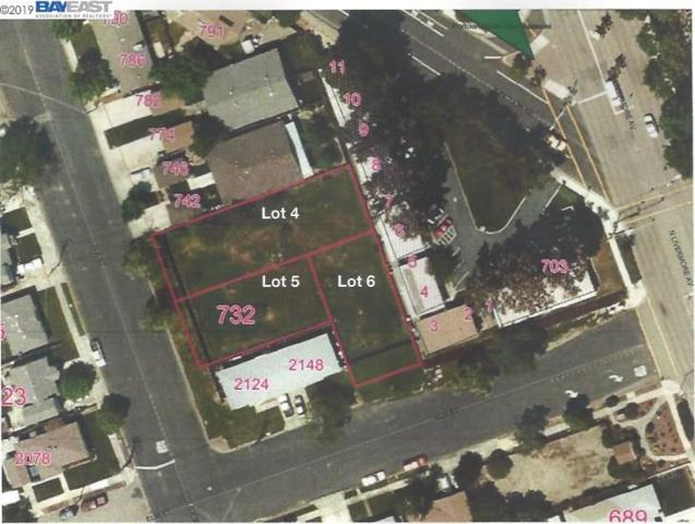 Lot 4 N K St, Livermore, CA 94550 (#BE40874989) :: The Sean Cooper Real Estate Group
