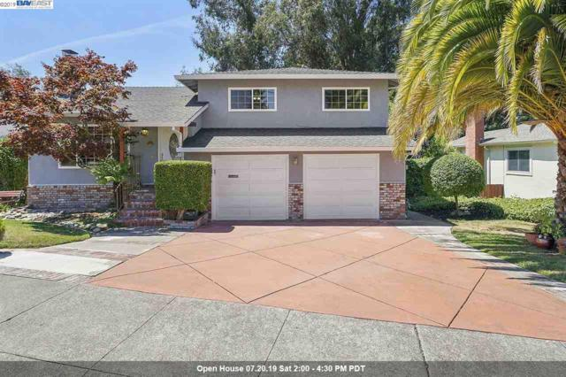 2851 Sunnybank Ln, Hayward, CA 94541 (#BE40875018) :: The Gilmartin Group