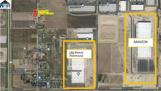 3319 South Cherry Ave, Fresno, CA 93706 (#MR40875047) :: Strock Real Estate