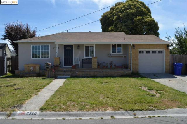 2520 Kelley Ave, San Pablo, CA 94806 (#EB40875091) :: The Gilmartin Group