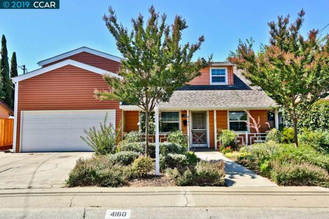 4160 Huckleberry Dr, Concord, CA 94521 (#CC40875274) :: Keller Williams - The Rose Group