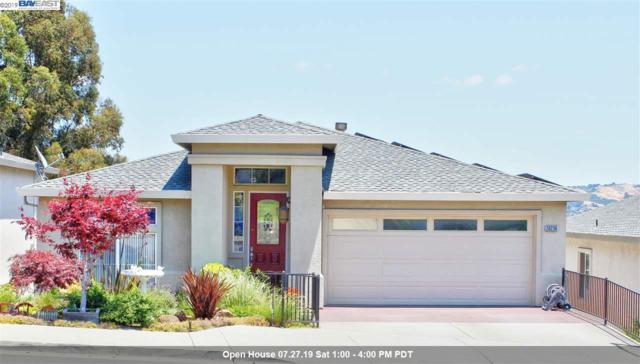 20236 W Ridge Ct, Castro Valley, CA 94546 (#BE40875301) :: The Kulda Real Estate Group