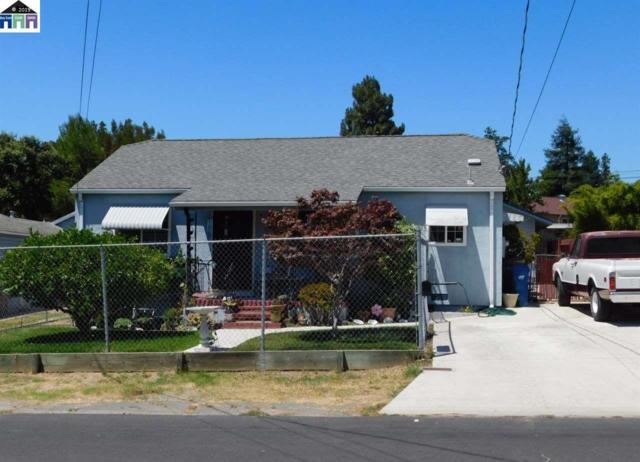 1231 Palm Avenue, Martinez, CA 94553 (#MR40875318) :: The Kulda Real Estate Group