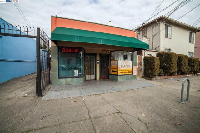 6016 Mac Arthur Blvd, Oakland, CA 94605 (#BE40875399) :: Strock Real Estate