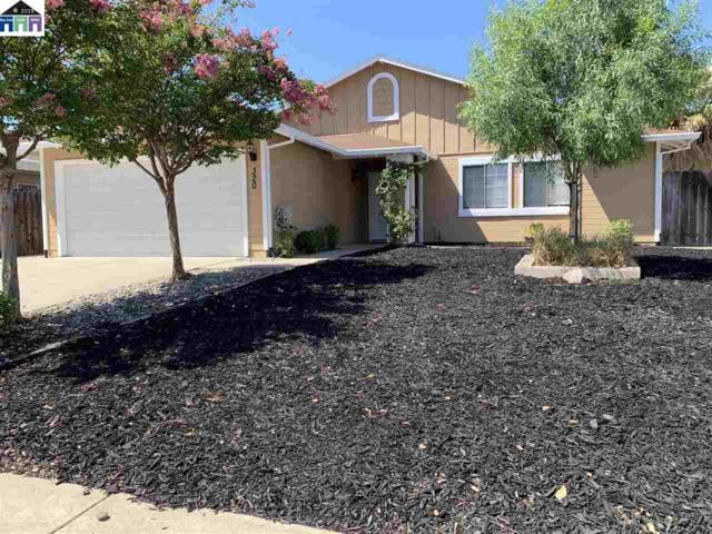 320 Maude Ct, Oakley, CA 94561 (#MR40876930) :: Intero Real Estate