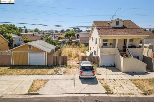 251 S 39Th St, Richmond, CA 94804 (#EB40876960) :: Intero Real Estate