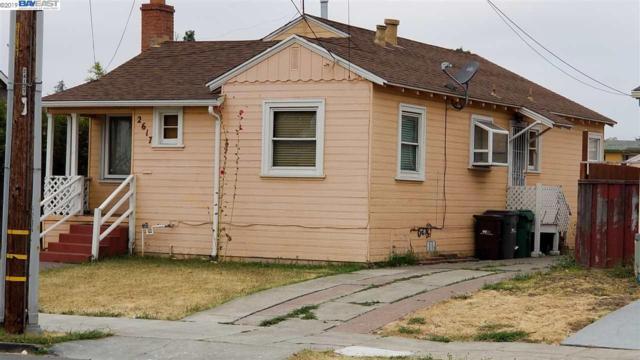 2617 106Th Ave, Oakland, CA 94605 (#BE40877290) :: Intero Real Estate